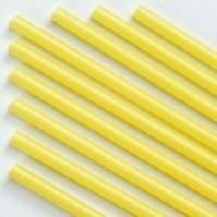 Yellow Balloon Sticks 600mm Pack of 100