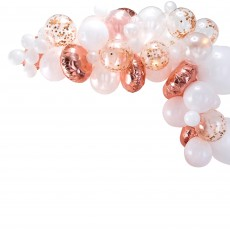 Pink Party Decorations - Balloon Equipment Balloon Arch Rose Gold