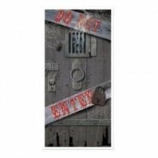 Halloween Spooky Door Decoration