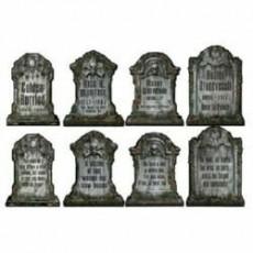 Halloween Tombstone Cutouts