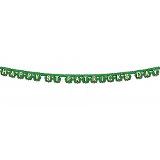 St Patrick's day Streamer Banner