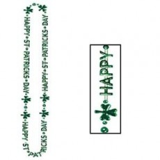 St Patrick's day Beads Necklace Jewellery