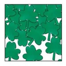 St Patrick's day Shamrock Confetti