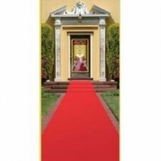 Red Carpet Floor Runner Misc Decoration