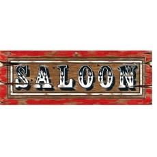 Cowboy & Western Western Saloon Cutout