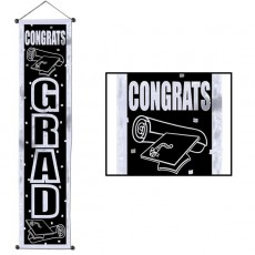 Graduation Velvet Door Panel Door Decoration