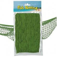 Hawaiian Party Decorations Green Fish Netting Misc Decorations