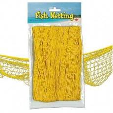 Hawaiian Yellow Fish Netting Misc Decoration