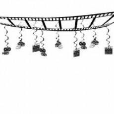 Hollywood Movie Set Ceiling Hanging Decoration