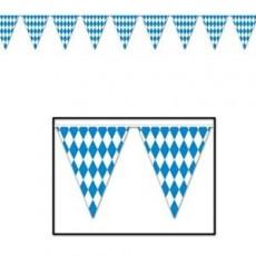 Oktoberfest Flag Pennant Banner