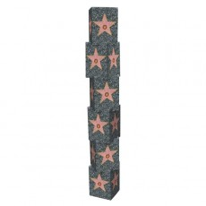 Hollywood Awards Night Star Large Column Prop Misc Decorations