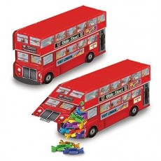 British Double Decker Bus Centrepiece