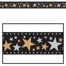 Hollywood Awards Night Stars Filmstrip Party Tape