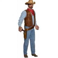 Cowboy & Western Cowboy Jointed Cutout 91cm