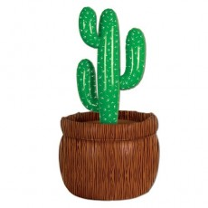 Cowboy & Western Inflatable Cactus Cooler