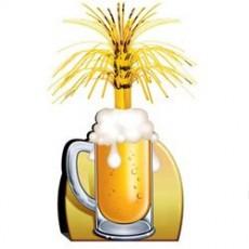 Oktoberfest Beer Mug Cascade Centrepiece