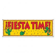 Mexican Fiesta Sign Banner