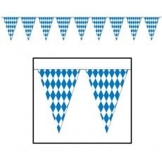 Oktoberfest Jumbo Flag Pennant Banner