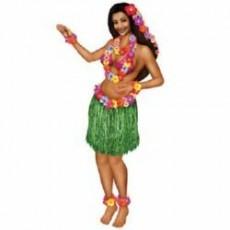 Hawaiian Hula Girl Jointed Misc Decoration