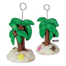 Hawaiian Photo Holder Balloon Weight