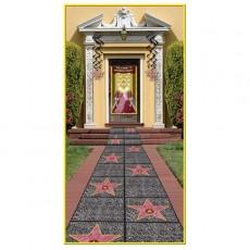 Hollywood Star Floor Runner Misc Decoration