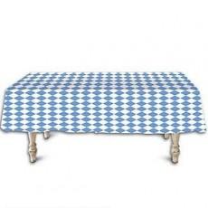 Oktoberfest Plastic Table Cover 137cm x 274cm