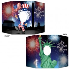 USA Patriotic Photo Prop