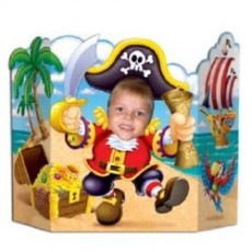 Pirate's Treasure Pirate Photo Prop