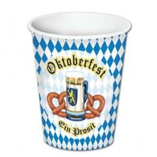 Oktoberfest Paper Cups