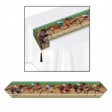 Horse Racing Table Runner 28cm x 1.83m
