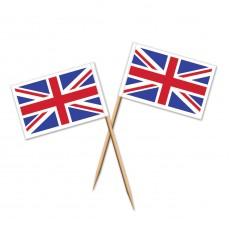 British Party Supplies - Party Picks Union Jack