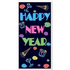 New Year Cover Door Decoration