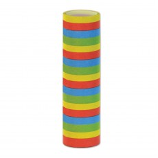 Multi Colour ed Paper Streamer Misc Decoration