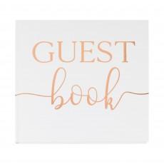 Wedding Botanical  Guest Keepsake Book