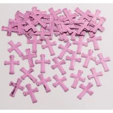 First Communion Pink  Confetti