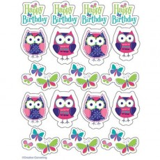 Owl Pal Stickers Favours