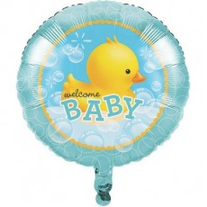 Bubble Bath Foil Balloon