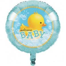 Bubble Bath Party Decorations - Foil Balloon
