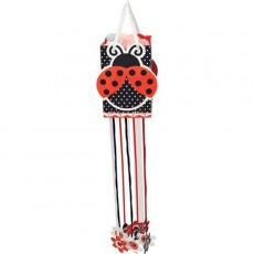 Ladybug Fancy Pull String Pinata