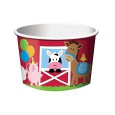 Farmhouse Fun Party Supplies - Paper Cups Treat