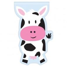 Farmhouse Fun Party Supplies - Favour Bags Fun Shaped Loot