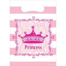 Princess Celebrations Pink Favour Bags