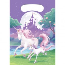 Unicorn Fantasy Favour Bags