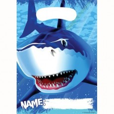 Shark Splash Blue  Favour Bags