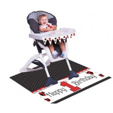 Ladybug Fancy High Chair Kit Misc Decoration