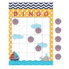Ahoy Matey Bingo Party Games