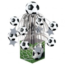 Soccer Fanatic Cascade Centrepiece