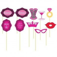 Bachelorette Photo Props