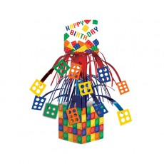 Block Party Party Decorations - Centrepiece Cascade