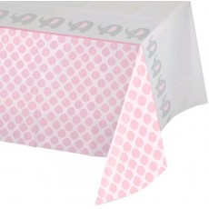 Little Peanut Girl Plastic Table Cover